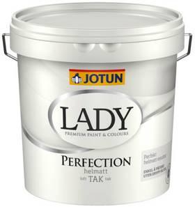 Bilde av  LADY PERFECTION HVIT-BASE 2,7L  HELMATT TAK