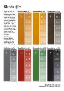 Bilde av Utvendig Hvit eller standard farge linoljemaling